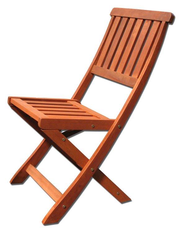 Krzesło Drewniane Składane Villa Toscana 88189